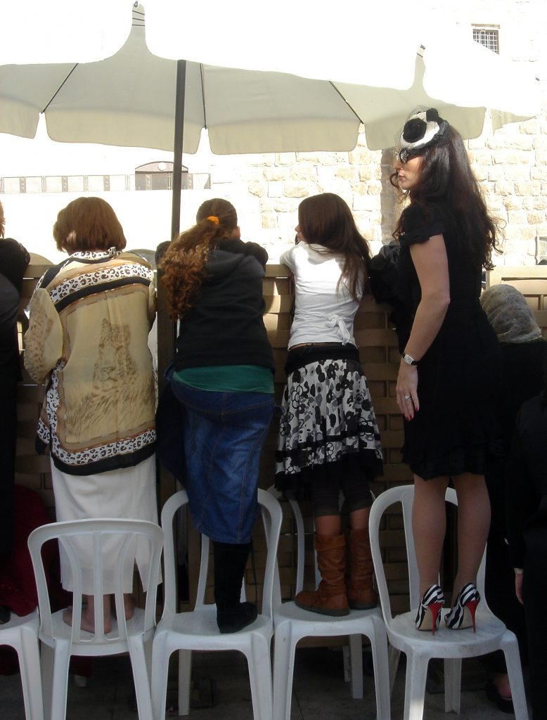 Bar Mizvah at the Kotel